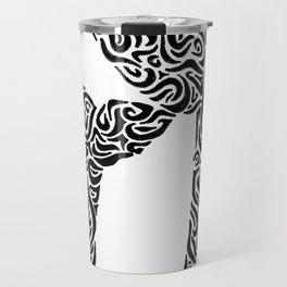 Whale Tails Travel Mug