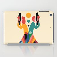 lost in translation iPad Cases featuring Lost by Andy Westface