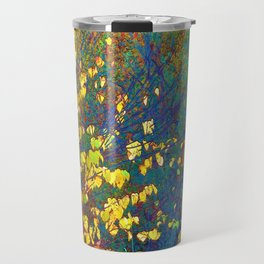 Quaking Aspen. © J&S Montague. Travel Mug