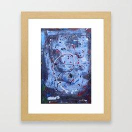 Ghost in the Machine Framed Art Print