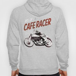 Rise of the Cafe Racer II Hoody