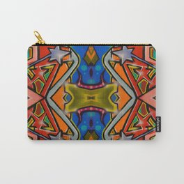 Absract graffiti Carry-All Pouch