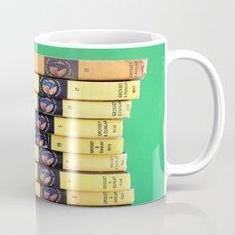 Nancy Drew Stack - Coffee Mug
