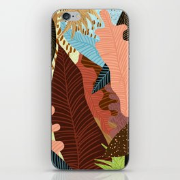 Earthy Forest iPhone Skin