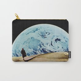 Moon walking Carry-All Pouch