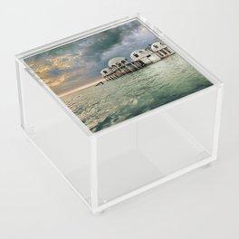 Cape Romano Acrylic Box