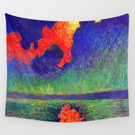 Andre Derain Effects of Sunlight on Water Wall Tapestry