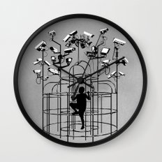 Supervision Wall Clock