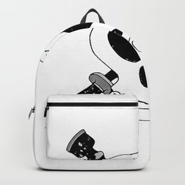 Skull and Cross-drones Backpack