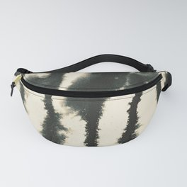 watercolor floating Fanny Pack