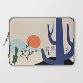 Morning in the valley Laptop Sleeve