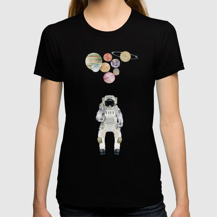 solar collector T-shirt