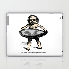 The Oyster Man Cometh Laptop & iPad Skin