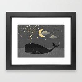 Starmaker - colour option Framed Art Print