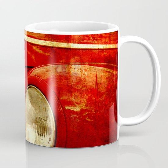 Heart Of Steel Mug