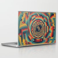 glitch Laptop & iPad Skins featuring glitch by Blaz Rojs