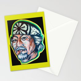 Wax On Stationery Cards