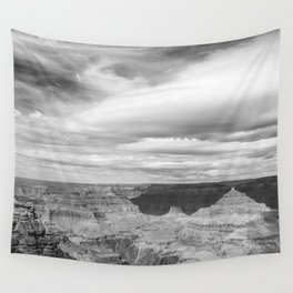Counterbalance bw Wall Tapestry