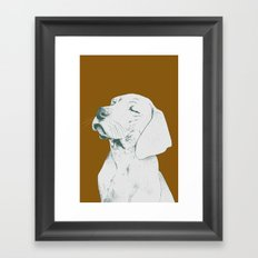 Nufa (version 2) Framed Art Print