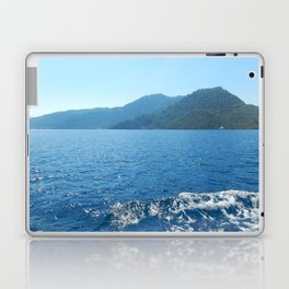 Mediterranean Aegean sea the Turkey, Marmaris Laptop & iPad Skin