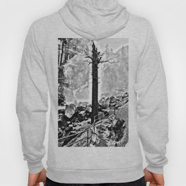 The Lone Tree Among The Mist Hoody