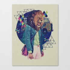 XV Canvas Print