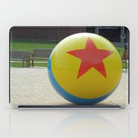 toy story iPad Cases featuring Toy Story Ball by Jillian