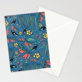 Magpie Muddle Stationery Cards