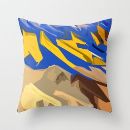 One Percent Throw Pillow