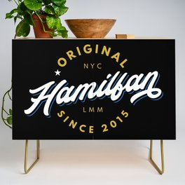 Original HAMILFAN (Musicals lovers with style) Credenza