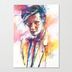 Eleven II Canvas Print