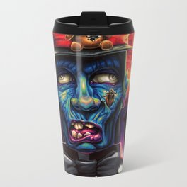 Zombie Bob Metal Travel Mug