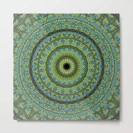 Some Other Mandala 852 Metal Print