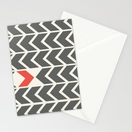 All backfroward - You frontward Stationery Cards