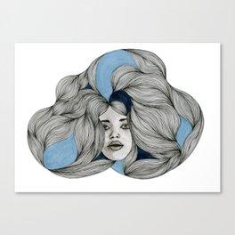 Drawing No.4  Canvas Print