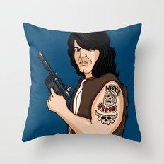 Hanzig Solo Throw Pillow