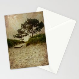 Trees by the Sea Stationery Cards