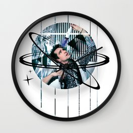 brendon galactic urie Wall Clock