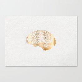 gold matter Canvas Print