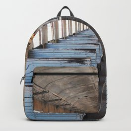 Travel the world - Train Backpack