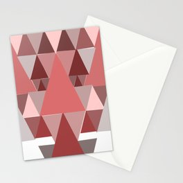 triangles 1 Stationery Cards