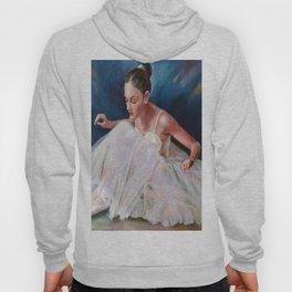 Ballerina  #  2 Hoody