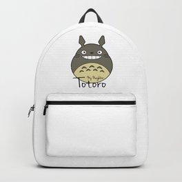 Cute Tororo Backpack