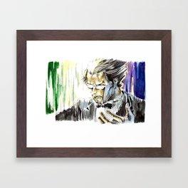 Viera Framed Art Print