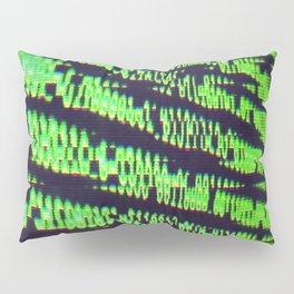 Binary Code Pillow Sham