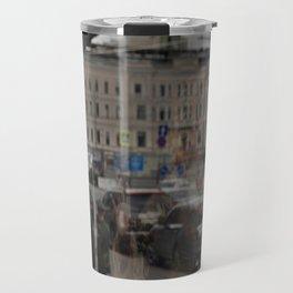 Moscow Opera Reflected Travel Mug
