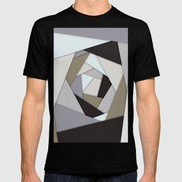 Rotating Geometric Layers T-shirt