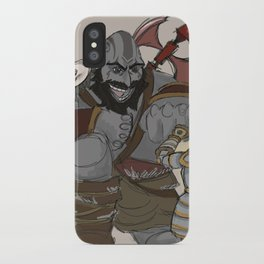 Grog and Pike iPhone Case