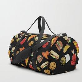 Junk Food Duffle Bag