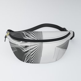 World Up Fanny Pack